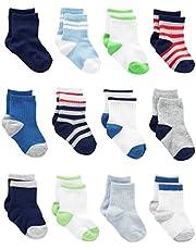 Simple Joys by Carter's Baby 12-Pack Socks