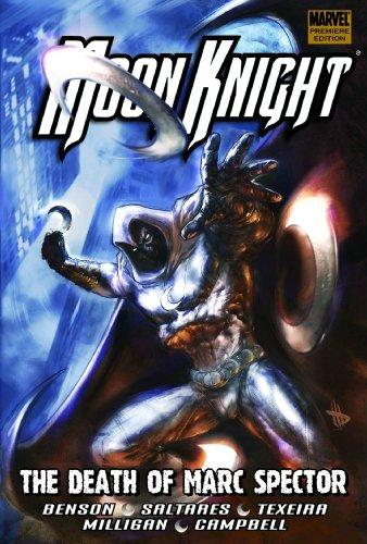 Moon Knight - Volume 4: Death of Marc Spector (v. 4)