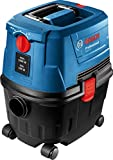 Bosch Vaccum Cleaner and Blower Gas 15 1100-Watt, Blue and Black