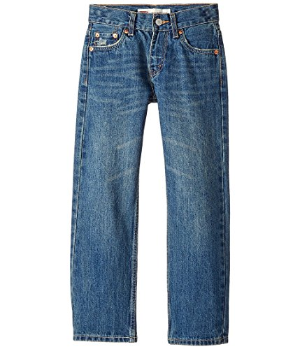 Levi's Boys' 514 Straight Fit Jeans, Nevermind, 8 ()