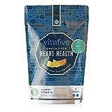 Vitafive Heart Health Omega 3 DHA Gummy Vitamins Supports Optimal Brain Neurological Function – Eco Friendly, Natural Flavor, Vegan, Vegetarian, Gluten Free, Allergen Free, Kosher, Halal – 60 Count For Sale