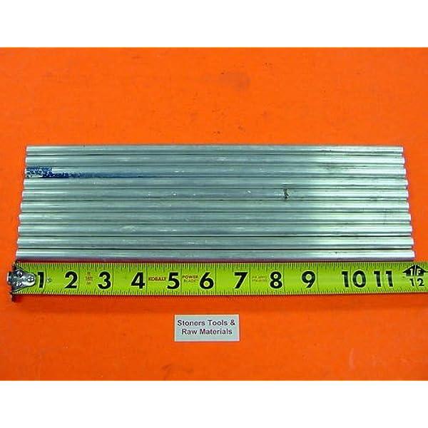 """3//8/"""" .375 Aluminum Round Bar Rod 6061 x 18/"""""""