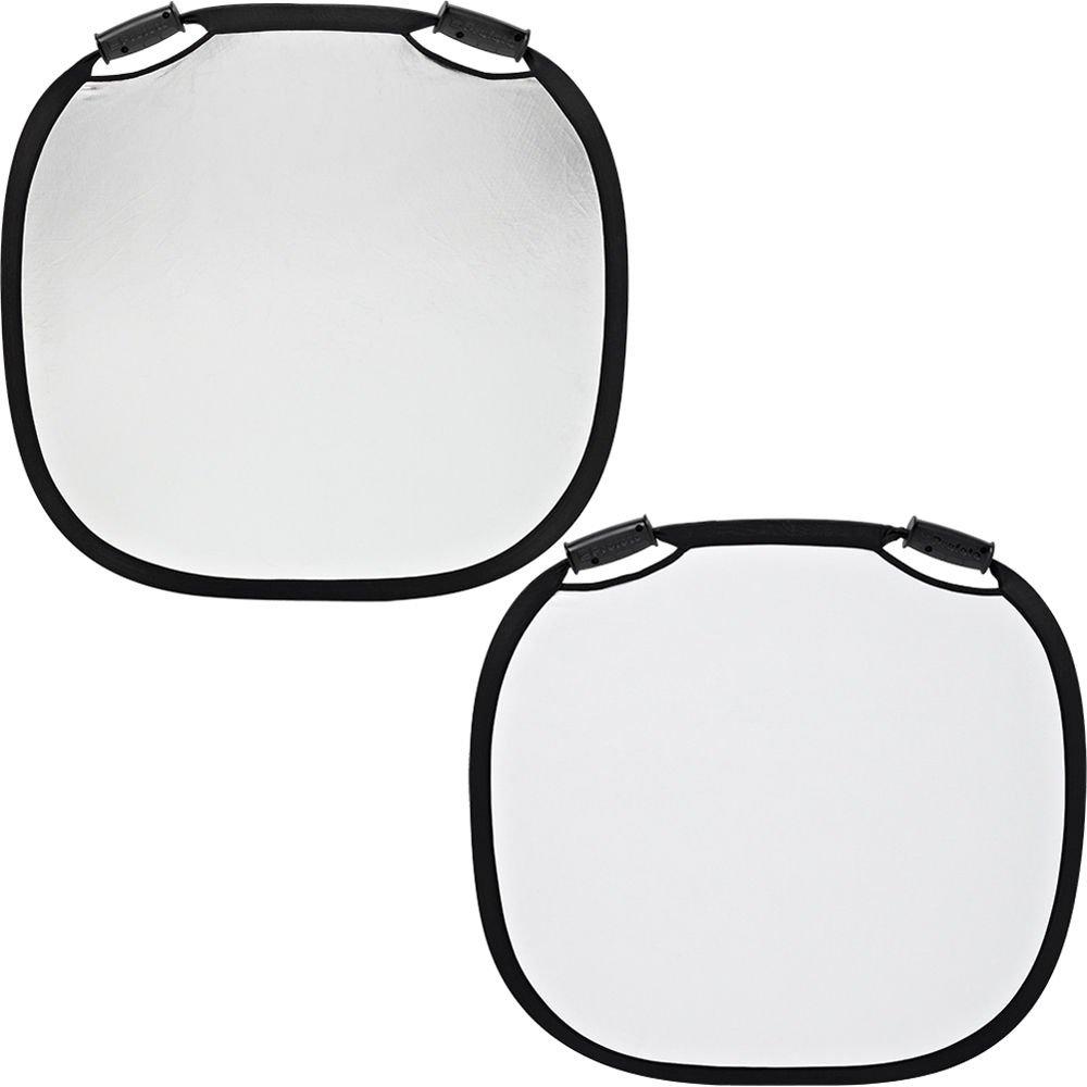 Profoto Collapsible Reflector - Silver/White - 47'' by Profoto
