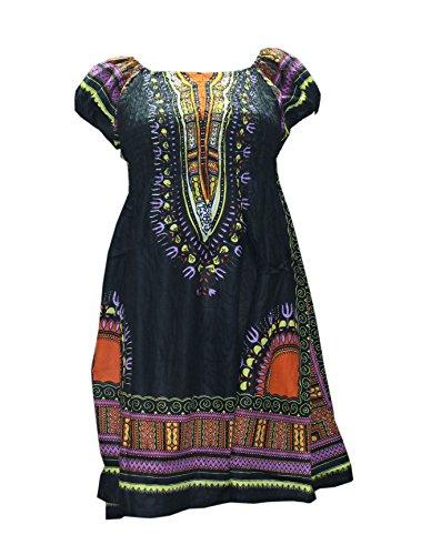 Odishabazaar day dress cut sleves (Multi-3)