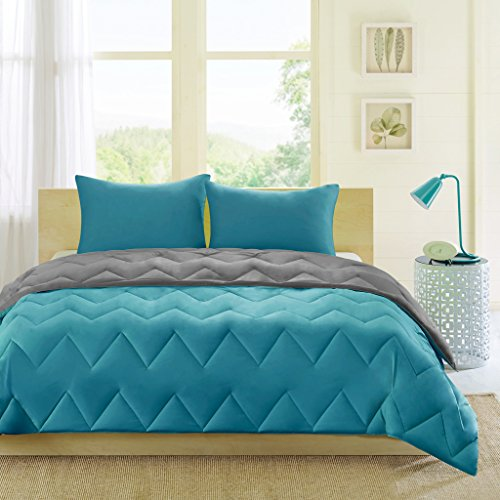 Intelligent Design Trixie Reversible Down Alternative Comforter Mini Set Twin Twin X Large