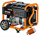 Generac GP3300 Portable Generator-3750 Surge Watts, 3300 Rated Watts, EPA and CARB Compliant Review