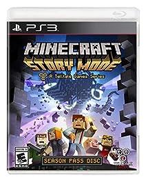 Minecraft: Story Mode - Season Disc - PlayStation 3