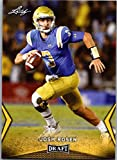#2: 2018 Leaf Draft Gold #32 Josh Rosen UCLA Bruins Football Card