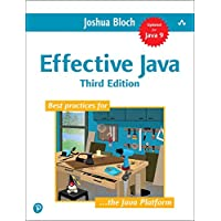 Effective Java 3rd Edition Paperback