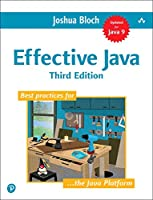 Effective Java, 3rd Edition Front Cover