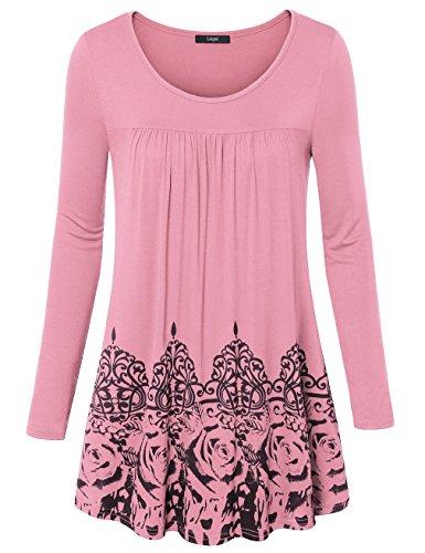Pink A-line Top - 2