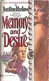 Memory and Desire, Justine Harlowe, 0446302872