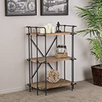 SOHO 3-SHELF BOOKCASE