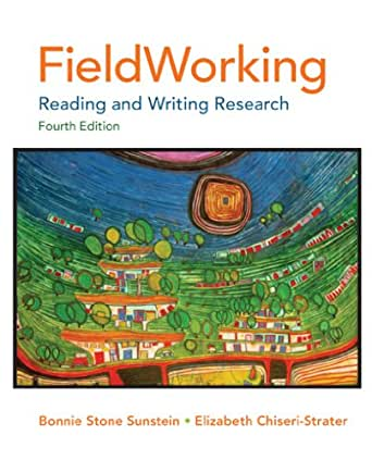 fieldworking reading and writing research 4th edition pdf shared files: