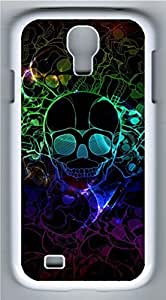 Samsung Galaxy S4 Case Customized Unique Colorful Skeleton Cover For Samsung Galaxy S4 I9500