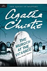 The Murder at the Vicarage: A Miss Marple Mystery (Miss Marple Mysteries Book 1) Kindle Edition