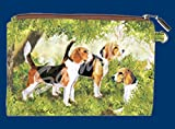 Best Ruth Maysteads - Beagle Zippered Wallet Pouch Designed by Ruth Maystead Review