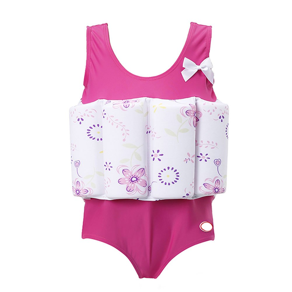 c84d669212488 Zerlar Floatation Swimsuits with Adjustable Buoyancy for 1-10 years ...