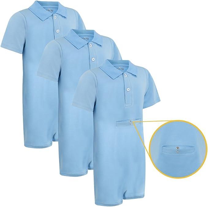 Amazon.com: Necesidades especiales ropa w/tubo acceso para ...