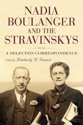 Nadia Boulanger and the Stravinskys (Eastman Studies in Music) pdf epub