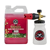 Chemical Guys EQP346 TORQ Big Mouth Foam Cannon & Watermelon Snow Foam Auto Wash (128 fl oz.), 1 gallon, 1 Pack
