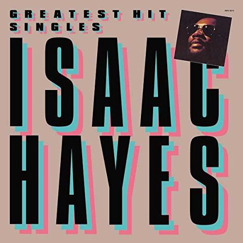 Vinilo : Isaac Hayes - Greatest Hit Singles (LP Vinyl)