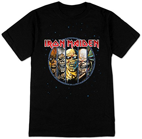 Iron Maiden- Eddie Evolution T-Shirt Size L