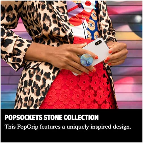 PopSockets: PopGrip Expanding Stand and Grip with a Swappable Top for Phones & Tablets - Opalescent |