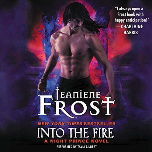 Into the Fire: A Night Prince Novel Audiobook [Free Download by Trial] thumbnail