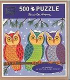 550 Piece in Cahoots Puzzle (Owl Puzzle) Andrew + Blaine LTD