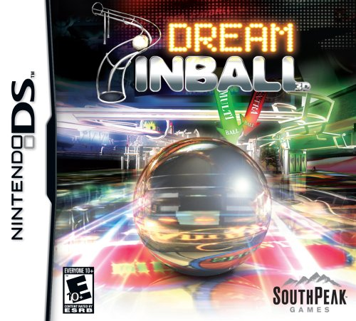 Dream Pinball 3D - Nintendo DS (Game of the Year) (Pinball Games Sports)
