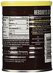 Hershey\'s Genuine Chocolate Syrup, 24 oz