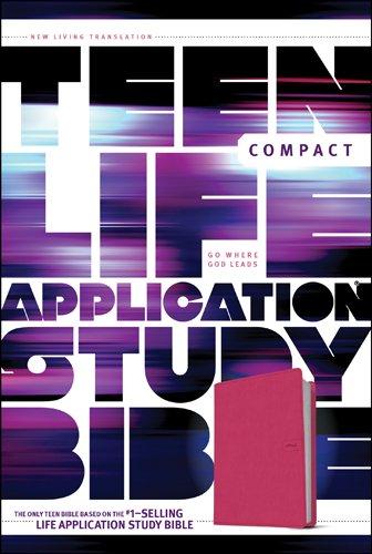 Download Teen Life Application Study Bible NLT, compact edition pdf