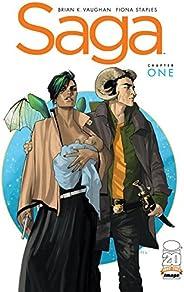 Saga #1 (English Edition)