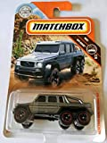 Matchbox 2018 MBX Off Road 13/20 - Mercedes-Benz G63 AMG 6x6