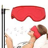 ACOTOP Sleep Headphones Eye Mask with Ultra Thin