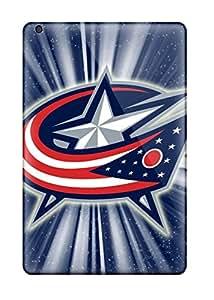 Hot columbus blue jackets hockey nhl (8) NHL Sports & Colleges fashionable iPad Mini 3 cases 2992043K546811770