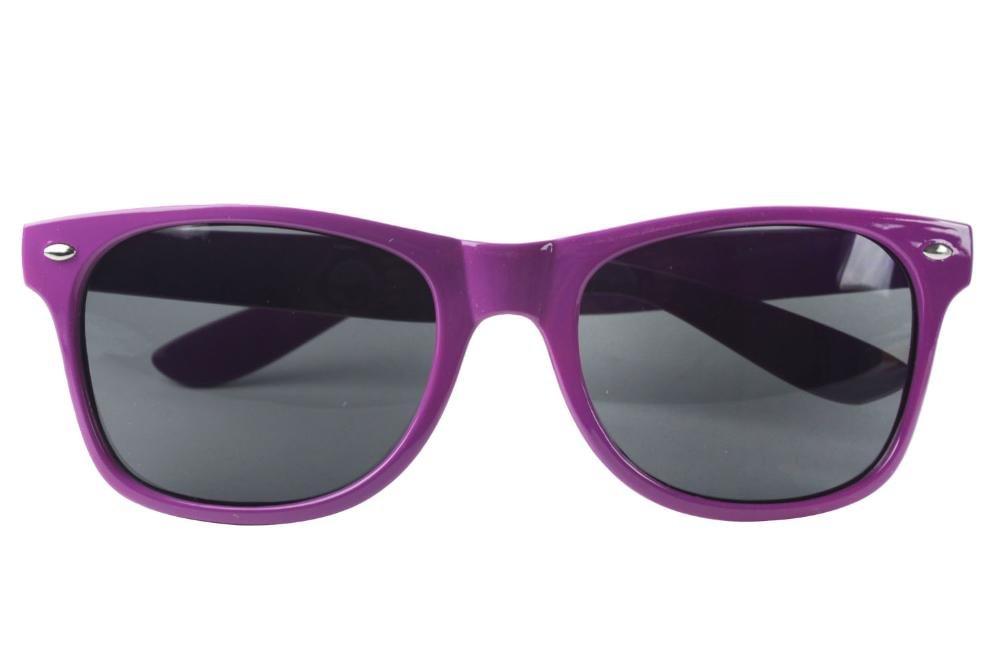 HSWorld - Lunettes de soleil - Homme Violet violet taille unique WKNQc