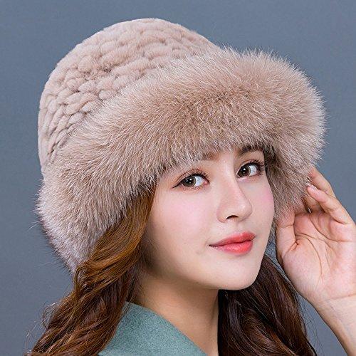 Bianco colore Hat Mantieni Outdoor Cappello Inverno Grigio Viola Beige Blu Zhirong Caldo Marrone Ms Rosso Rosso Nero Elegante xqZnwnSRCp