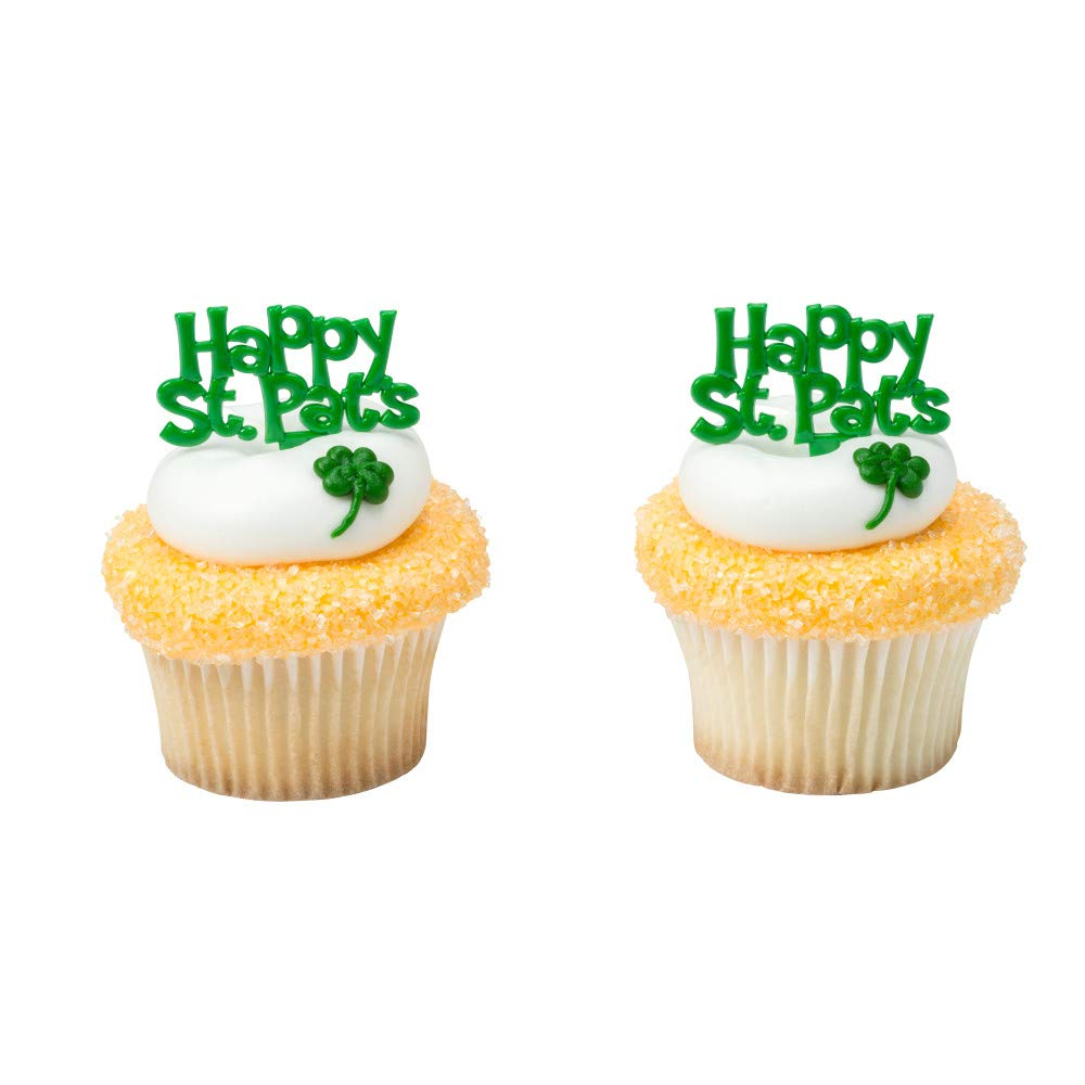 Amazon.com: Baking Addict Cupcake Topper Decorations Cake ...