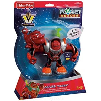 Think, that fisher price planet heroes toys