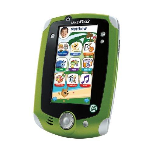 LeapFrog LeapPad2 Explorer Kids' Learning Tablet, Green by LeapFrog (Image #3)