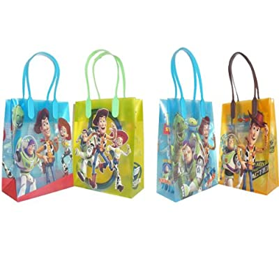 Disney Pixar Toy Story Party Gift Goody Bags 12 Pack by Unknown: Toys & Games