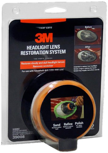 The 8 best buffing kit for headlight