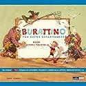 Burattino Hörbuch von Alexej Tolstoi Gesprochen von: Carmen-Maja Antoni, Norbert Christian, Katharina Thalbach