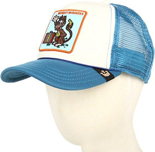 96da01c24b6e8 Goorin Brothers Boy s Monkey Business (Kids) Blue (Goorin Kids Hat)