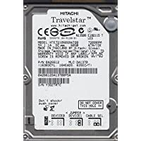 HTE721060G9AT00 Hitachi TravelStar 60 GB 7.2K RPM 8MB Buffer 2.5