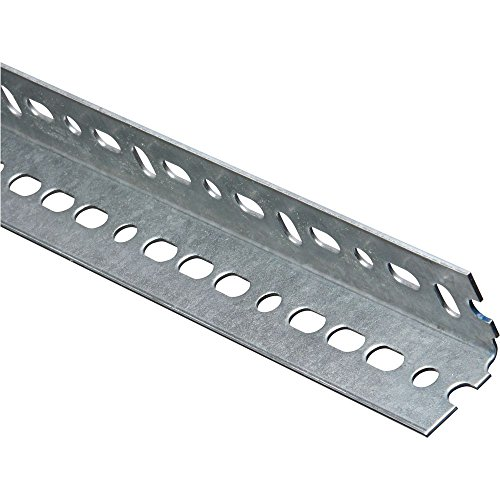 National Hardware N341-115 4020BC Slotted Angle in Galvanized, 1-1/2