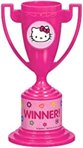 Hello Kitty Trophy Cups | Hello Kitty Collection | Party Accessory