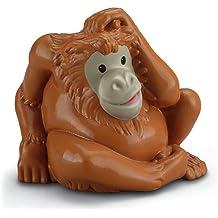 Fisher Price - Little People Zoo Talkers, Orangutan - Adorable, Interactive